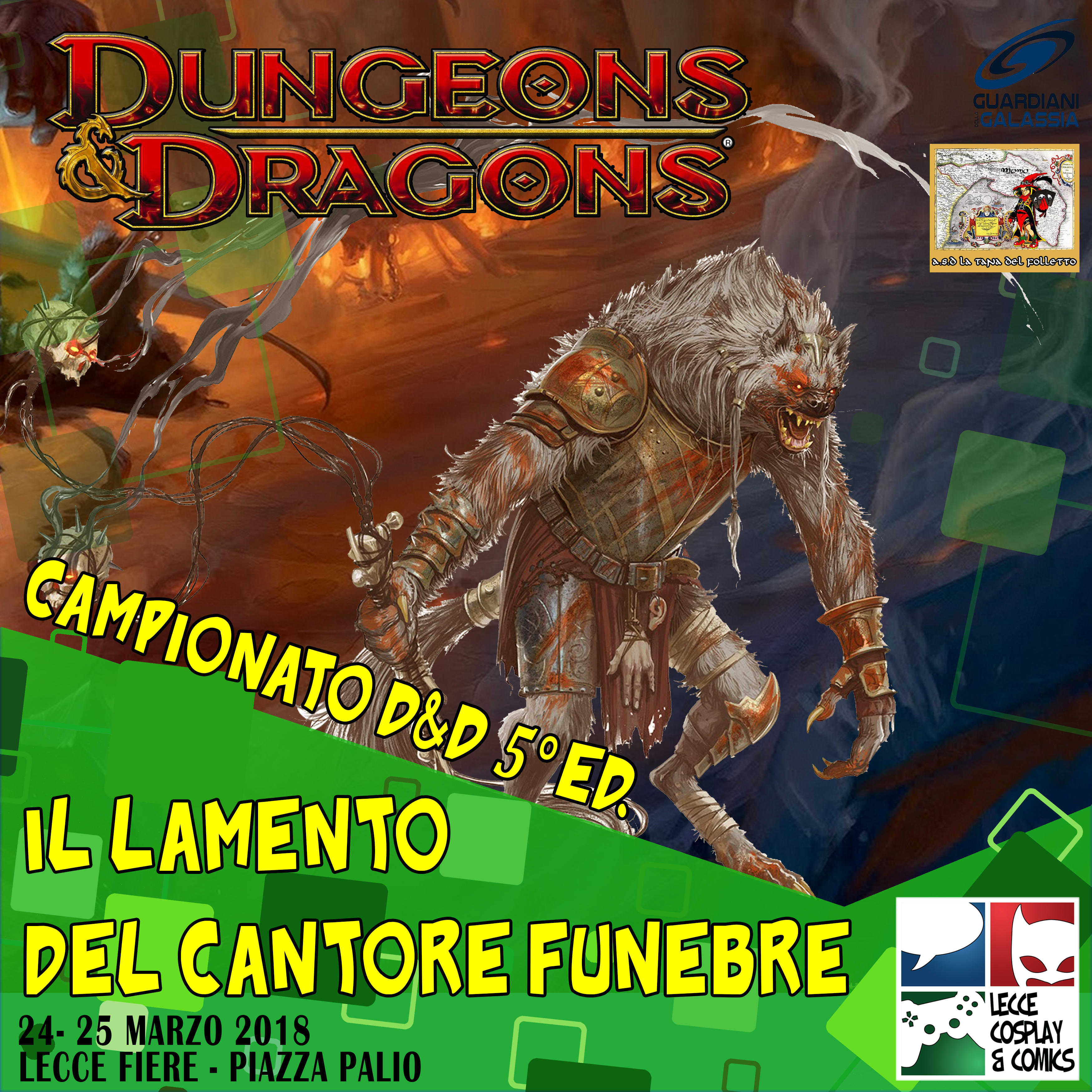 D&D : Campionato Interplanare