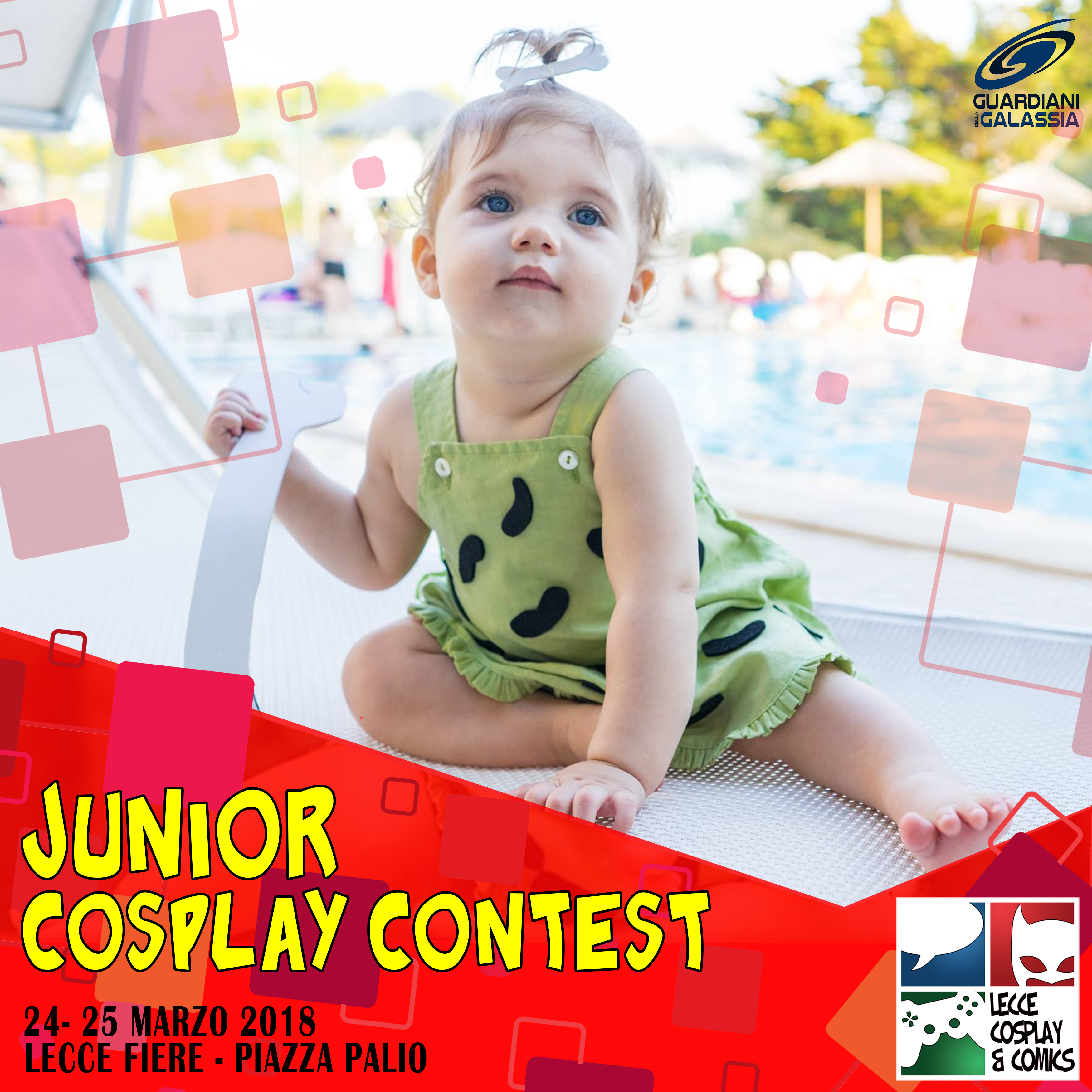 JUNIOR COSPLAY CONTEST