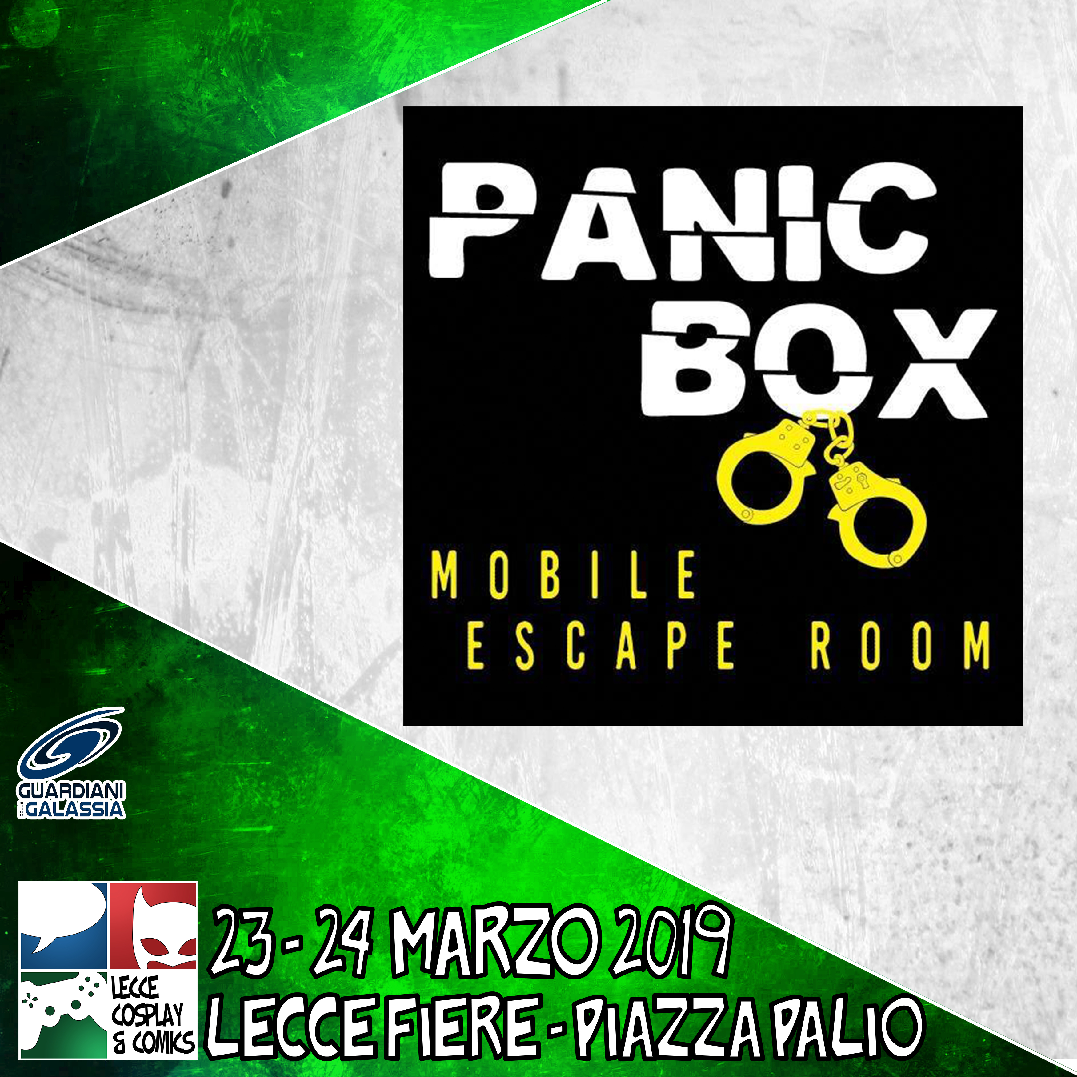 Panic Box : mobile escape room