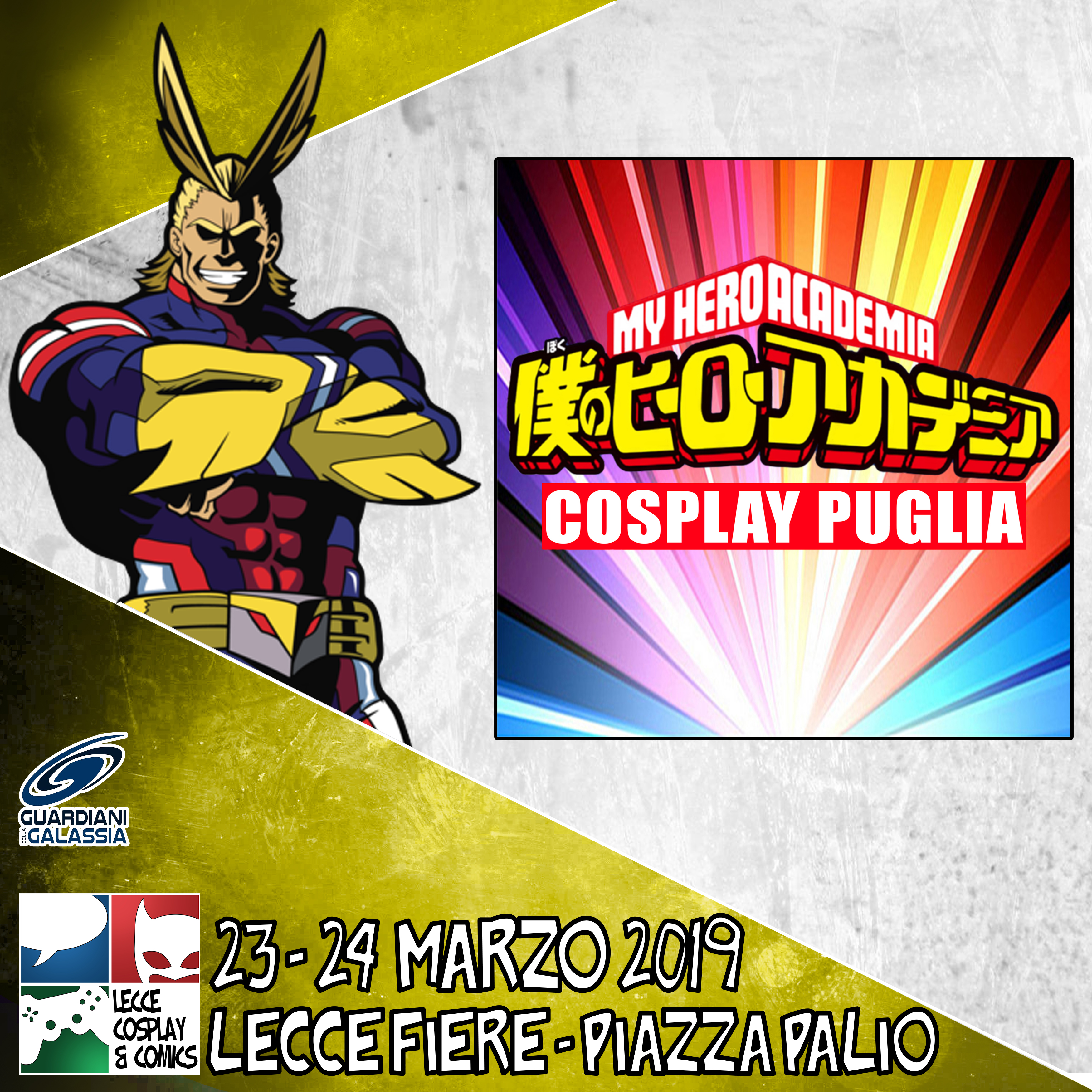 My Hero Academia Cosplay  Puglia